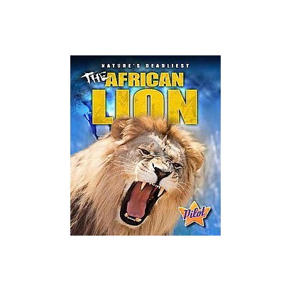 The African Lion (Hardcover)