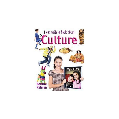 I Can Write a Book About Culture (Paperback)