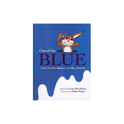 Out of the Blue (Hardcover)