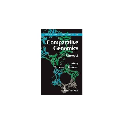 Comparative Genomics (2) (Reprint) (Paperback)