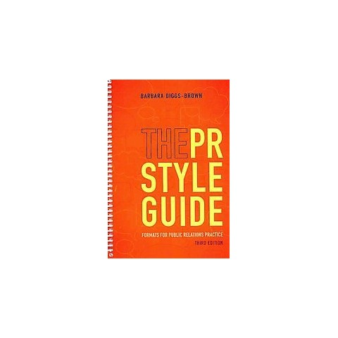 The PR Styleguide (Paperback)
