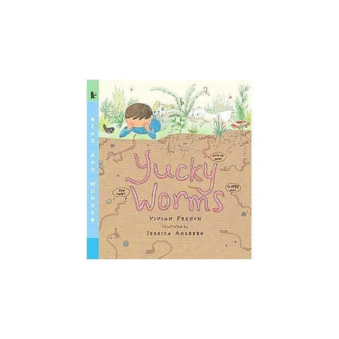 Yucky Worms (Reprint) (Paperback)
