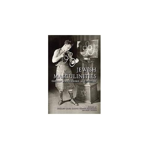 Jewish Masculinities (Paperback)