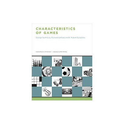 Characteristics of Games (Hardcover)