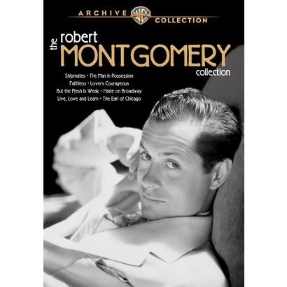 The Robert Montgomery Collection (4 Discs) (Fullscreen)