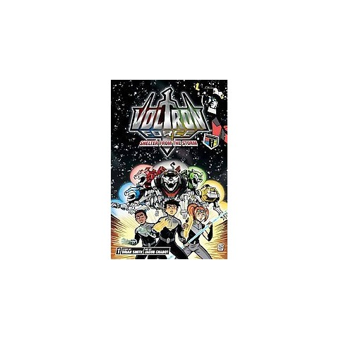Voltron Force 1 (Paperback)