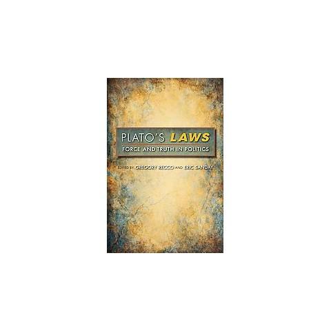 Plato's Laws (Paperback)