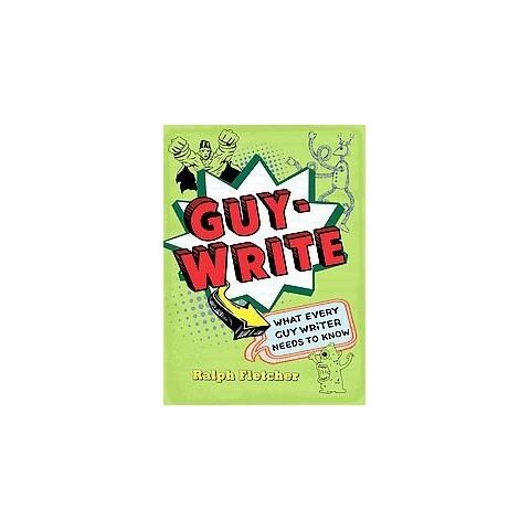 Guy-write (Hardcover)