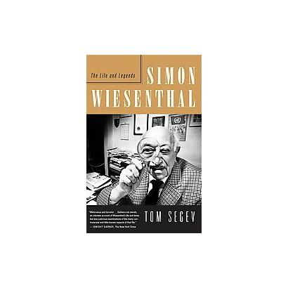 Simon Wiesenthal (Reprint) (Paperback)