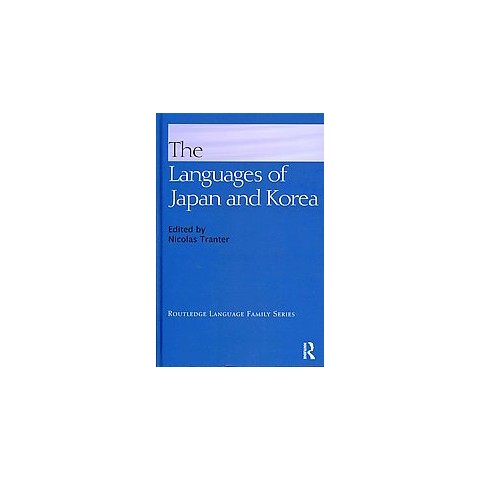 The Languages of Japan and Korea (Hardcover)