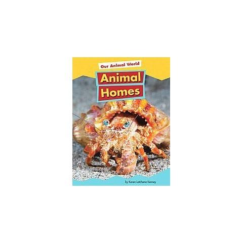 Animal Homes (Hardcover)