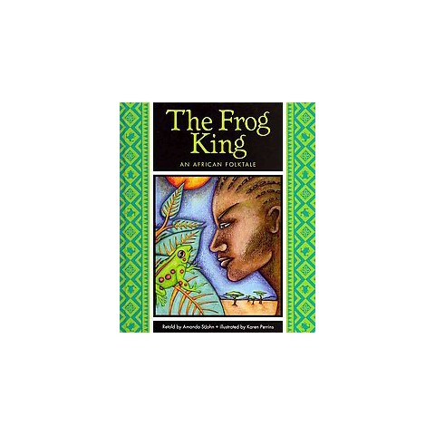 The Frog King (Hardcover)