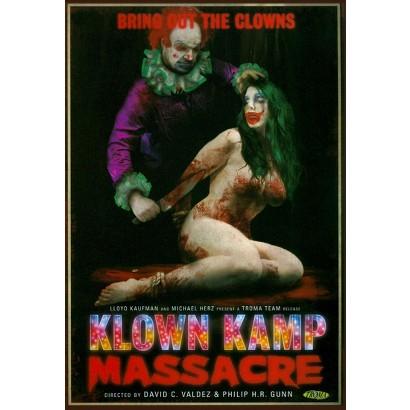 Klown Kamp Massacre (Widescreen)