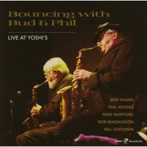 Bouncing with Bud and Phil