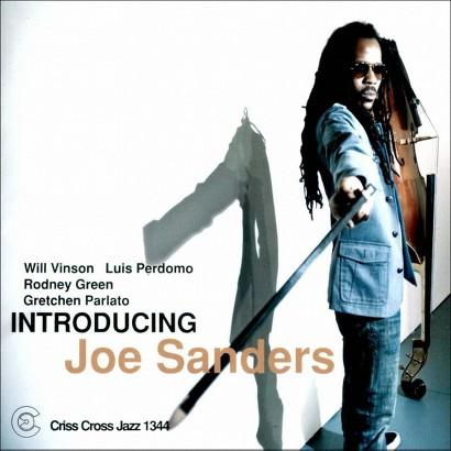Introducing Joe Sanders