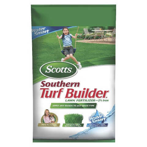 Scotts Southern Turf Builder Lawn Food 5000 Square Feet