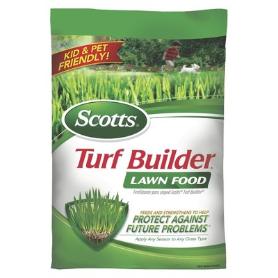 Scotts Northern Turf Builder Lawn Food 5000 Square Feet