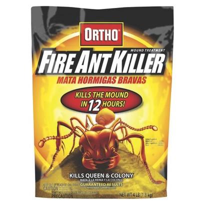 Ortho Fire Ant Killer - 4lb