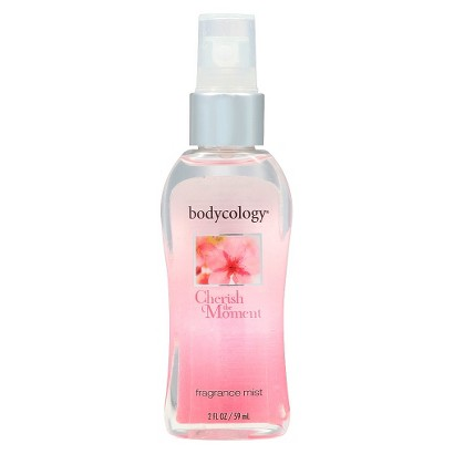 Bodycology Cherry Blossom Fragrance Mist - 2 oz