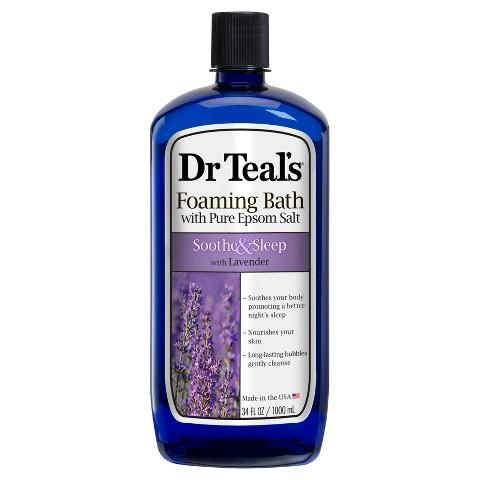 Dr. Teals Foaming Bath - Soothe & Sleep 34 oz