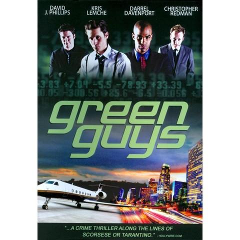 Green Guys (Widescreen)