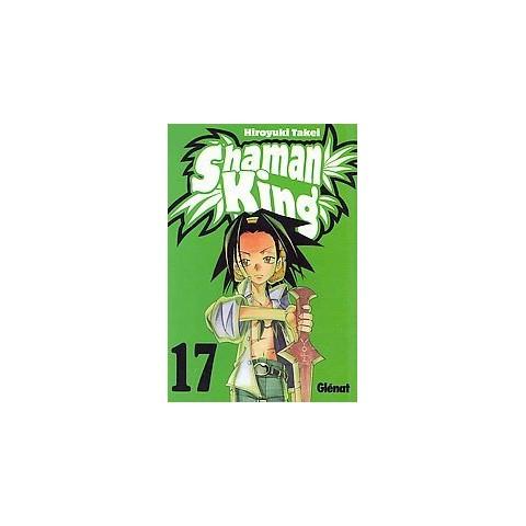 Shaman King 17 (Translation) (Paperback)