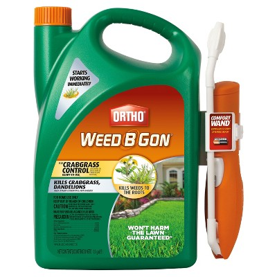 Ortho Weed B Gon MAX Plus Crabgrass Control 1.1 Gallon Ready to Use Wand