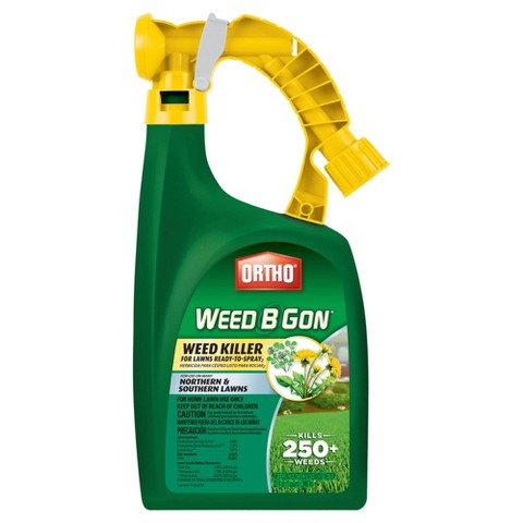 Ortho® Weed B Gon Weed Killer for Lawns 32oz Ready to Spray