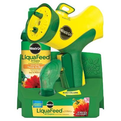 Miracle-Gro® Liquafeed All Purpose Plant Food Advanced Starter Kit