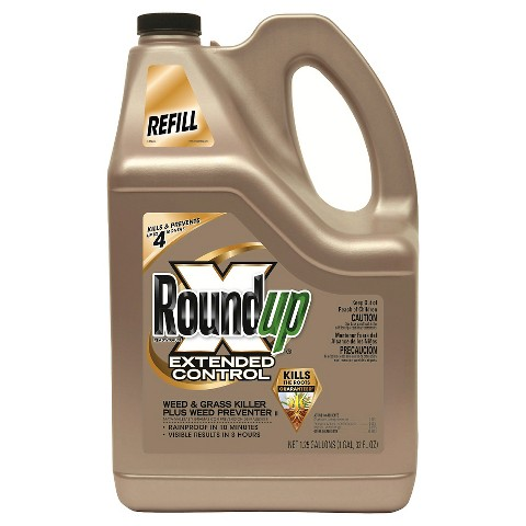 Roundup® Extended Control Weed & Grass Killer 1.25 Gallon Ready to Use Refill