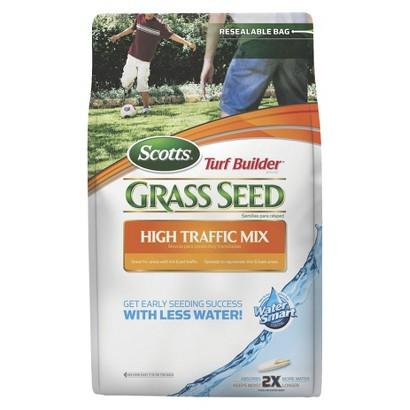 Scotts Turf Builder High Traffic Grass Seed - 3lb
