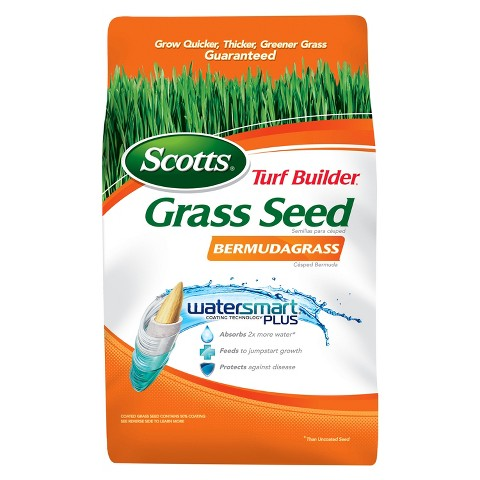 Scotts® Turf Builder Grass Seed Bermudagrass 5lb