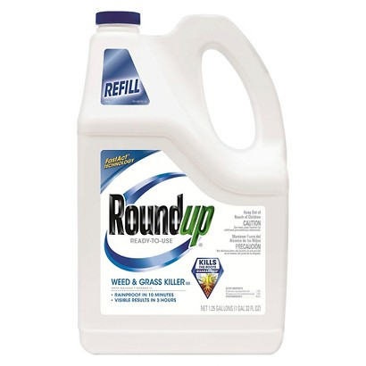 Roundup Weed & Grass Killer Refill - 1.25gal