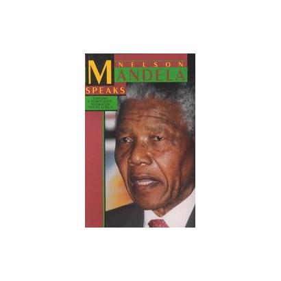 Nelson Mandela Speaks (Paperback)
