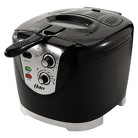Oster Black/Stainless Oster 3 Liter Deep Fryer