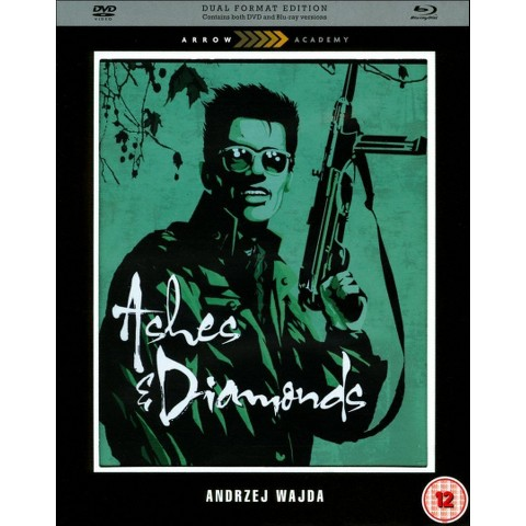 Ashes & Diamonds (Blu-ray) (R)