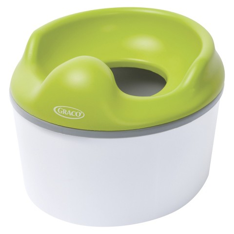 Graco Soft Tansitions 3-in-1 Potty