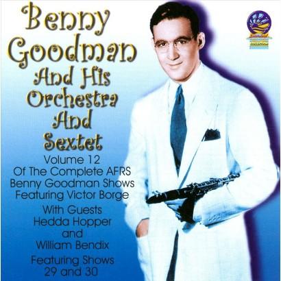 AFRS Benny Goodman Show, Vol. 12