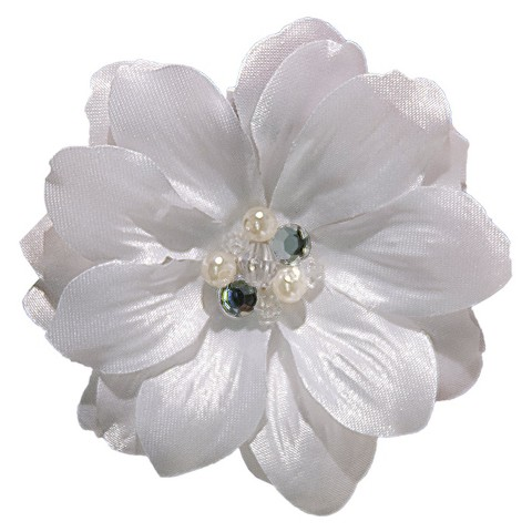 Gimme Couture Hair Clip - White Light