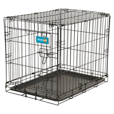 Aspen Pet Wire Training Kennel- Large