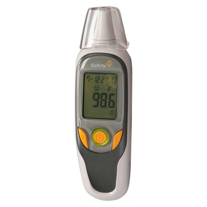 Safety 1st Advanced Solutions Talking Ear Thermometer