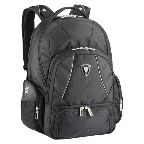 """Sumdex Full Speed Hauler Backpack - Black (15.6"""")"""