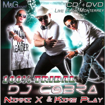 100% Tribal (CD/DVD)