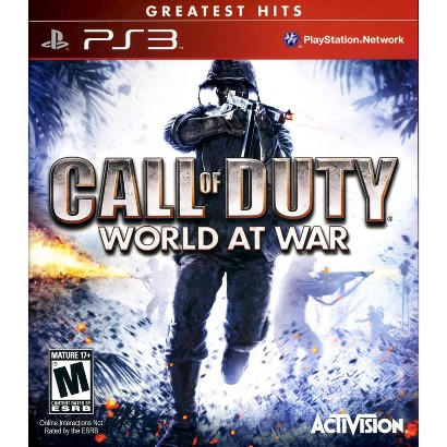 Call of Duty: World at War [Greatest Hits] (PlayStation 3)