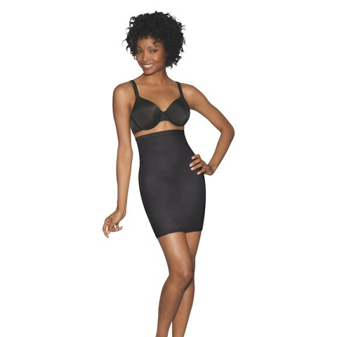 Hanes® Women's Slimming High-Waist 1/2 Slip T294