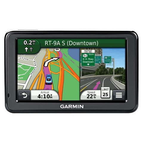 Garmin GPS with Maps and Traffic  - 5 Inch (NUVI2555LMT)
