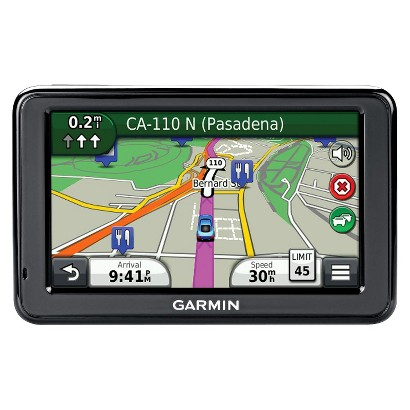 Garmin GPS with Maps and Traffic  - 4.3 Inch (NUVI2495LMT)