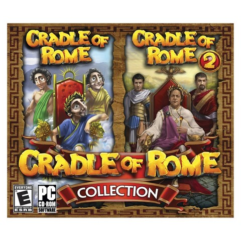 Valusoft Cradle of Rome 1&2