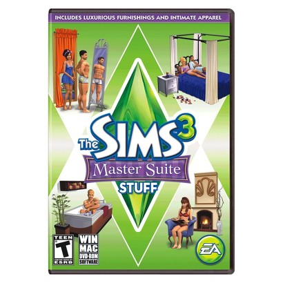 The Sims 3 Master Suite Stuff, Electronic Arts