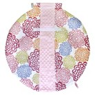 Itzy Ritzy Wrap & Roll™ Infant Carrier Arm Pad & Tummy Time Mat - Fresh Bloom